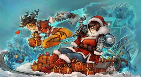 Blizzard revela la fecha de inicio del evento navideño de Overwatch