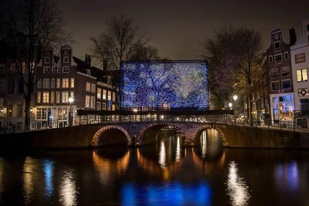 Amsterdam Light Festival: cuando la ciudad de los canales se llena de luz mágica