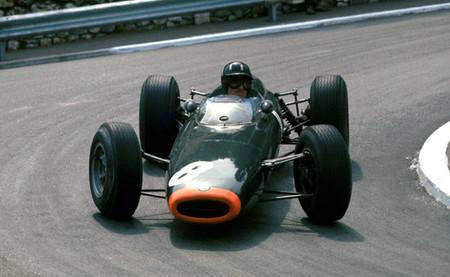 Graham Hill - BRM P261