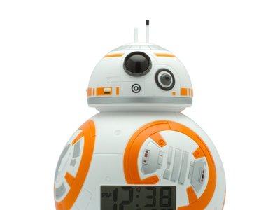 Despertador BB8 Star Wars por 31,91 euros y envío gratis
