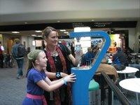 Estaciones de recarga de botellas de agua en el Aeropuerto de San Francisco