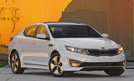 Nuevo récord guinness mundial de consumo de un coche híbrido: KIA Optima Hybrid