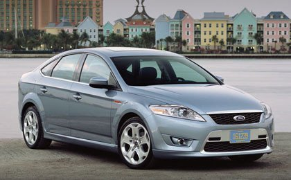 Ford Mondeo 2007 en Casino Royale