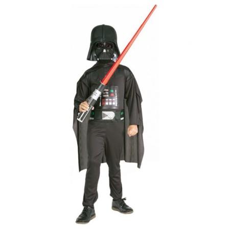 Disfraz Darth Vader Con Espada Infantil