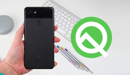 Android Q Pixel