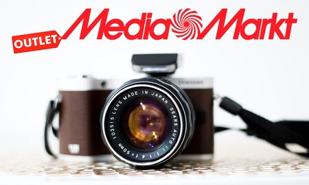 El chollo fotográfico para inmortalizar tus vacaciones de verano lo tienes en el Outlet de MediaMarkt en eBay con estas 13 cámaras de Sony, Canon o Panasonic