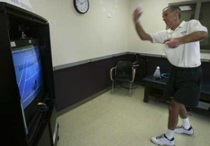 La Wii como herramienta de rehabilitación