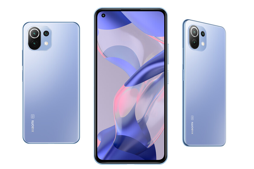 Xiaomi 11 Lite 5G NNE, technical sheet with characteristics and price