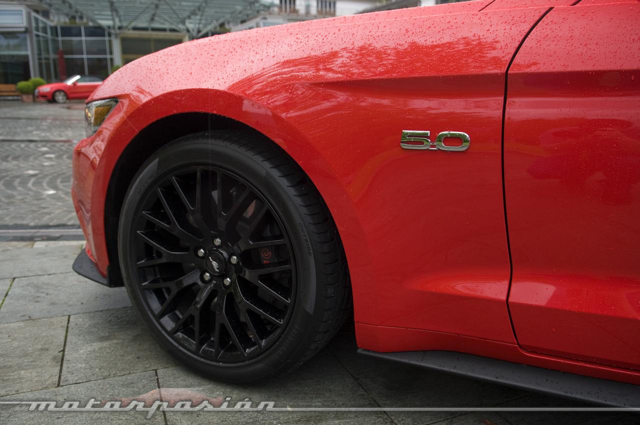 Foto de Ford Mustang 2015, toma de contacto (7/26)