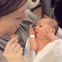 El bebé de una top tiene que tener Instagram nada más nacer, así lo hace Coco Rocha