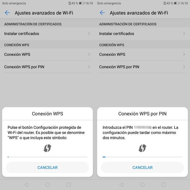 Wps Android