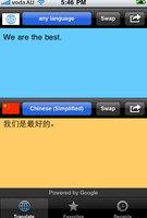 Aplicaciones viajeras para el iPhone: traductor