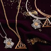 Si eres fan de Harry Potter esta nueva línea de joyería te hechizará