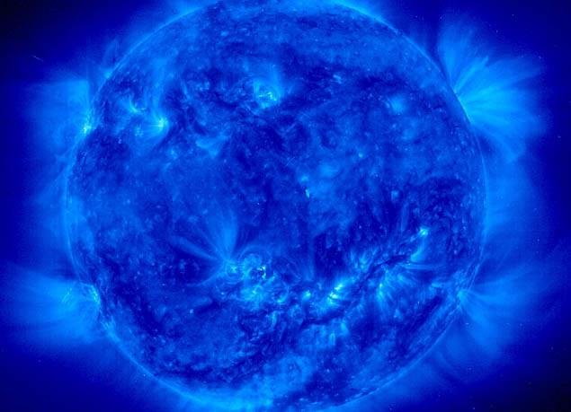 Sol Ultravileta SOHO 14 Photos Explaining 14 Major Mysteries About The Sun - TinoShare.com