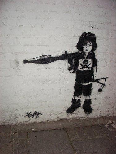 En Colombia 14.000 menores participan en el conflicto armado interno. Este es el relato de supervivencia de Elisa