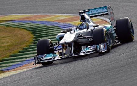 Mercedes Grand Prix planea fichar a un piloto de pruebas
