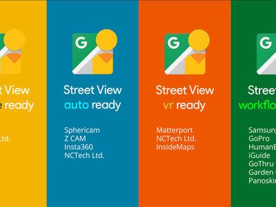 """El nuevo programa 'Street View-ready"""" de Google permitirá subir contenido desde el móvil y una cámara 360"""