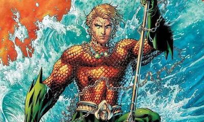 'Aquaman' en marcha