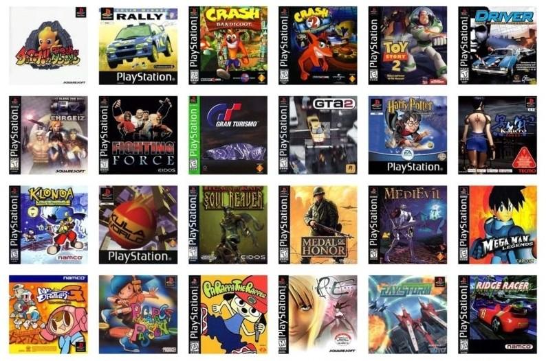El Hardware De Playstation Classic Esconde Un Listado De Juegos Y Es Muchísimo Mejor Que La Selección Incluida