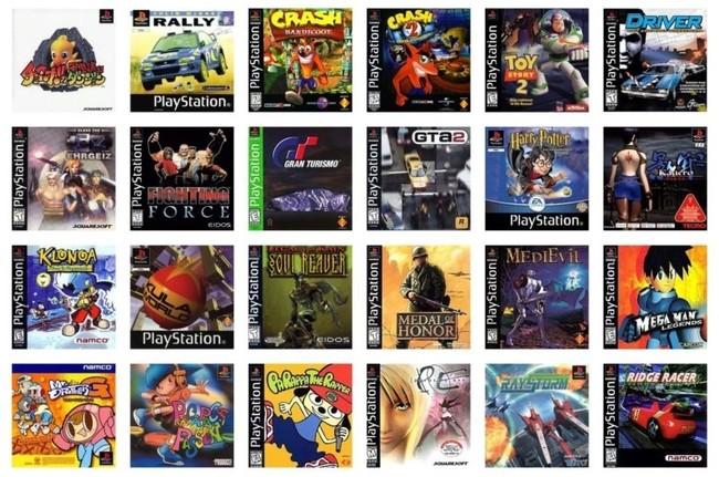 El hardware de PlayStation Classic esconde un listado de juegos, y es muchísimo mejor que la selección incluida