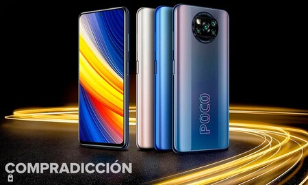 Este equilibrado smartphone de Xiaomi cuesta mucho menos en Amazon: Poco X3 Pro por 195 euros