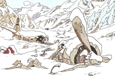 Tintin En El Tibet 5