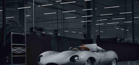 Uno de los coches más bellos de la historia revive: Jaguar fabricará 25 unidades del D-Type