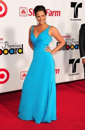 Gaby Espino Latin Billboard 2009: todos los looks