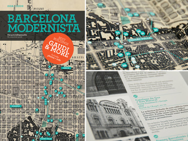 Guía indispensable por la Barcelona modernista
