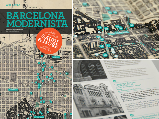 Guía indispensable por la Barcelona modernista