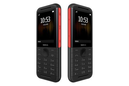 Nokia 5310 Botones