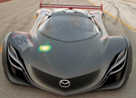 El prototipo japonés que luchó y murió como el guerrero que fue, recordando a: Mazda Furai