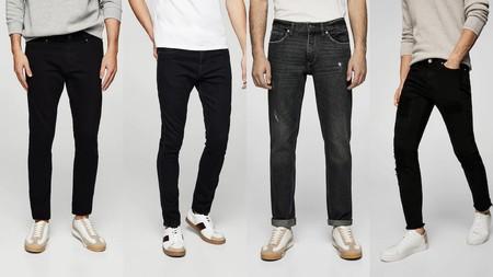 Llena Tu Armario De Jeans Con Estos Modelos De Mango Man Que Encontramos En Rebajas