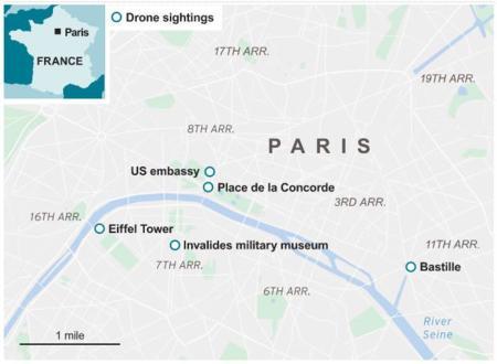Drones Mapa