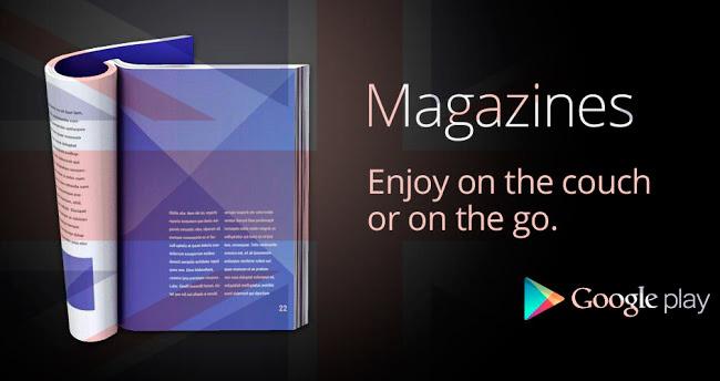 Google Magazine