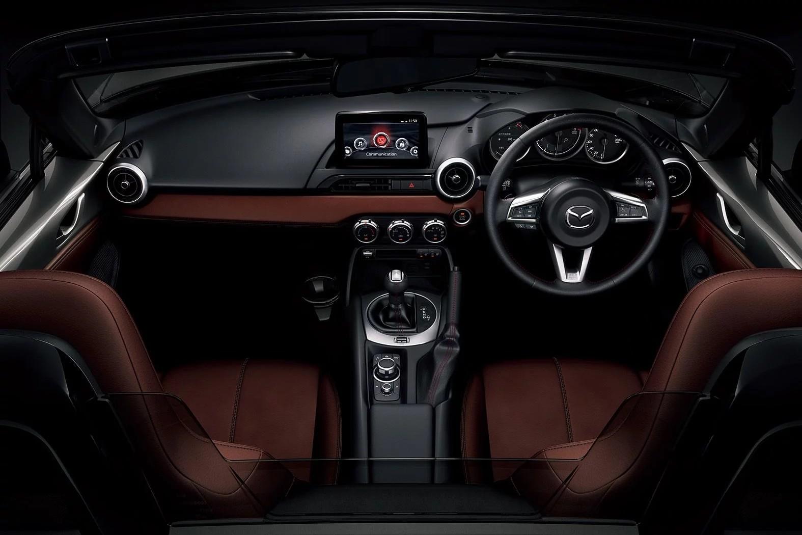Foto de Mazda MX-5 2019 (23/26)