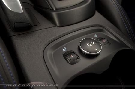 Ford Focus ST, prueba