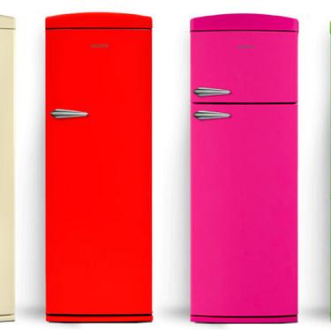 Worten diseña el frigorífico de estilo vintage que vas a necesitar en cuanto lo veas