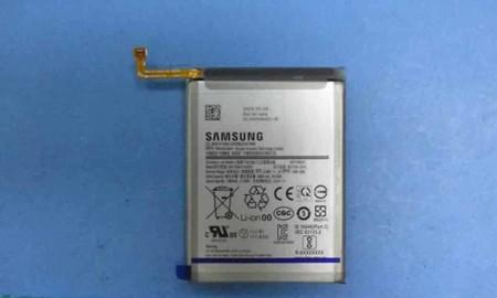 Samsung Galaxy M41 Bateria 6800 Mah Foto Filtrada