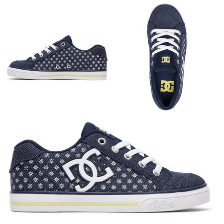 Zapatillas DC Shoes para niña por 21,98 euros y envío gratis en eBay