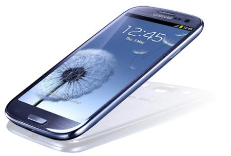 Samsung Galaxy SIII ¿diseñado por abogados?