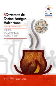 Ganadores del V Certamen de Cocina Antigua de Valencia Terra i Mar