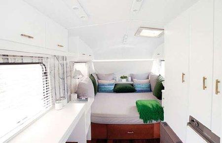 Una caravana de ensue o - Interior caravanas decoracion fotos ...