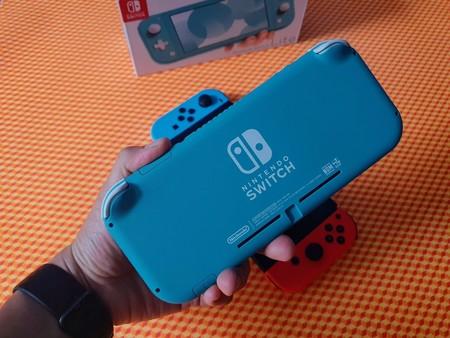 Nintendo Switch Lite Primeras Impresiones Mexico Consola Portatil