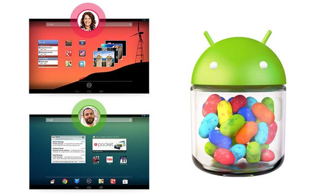 Todo sobre el soporte multiusuario de Android