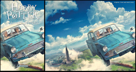 Harry Potter And The Chamber Of Secrets Book Cover By Grafik D8blfko
