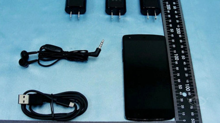 Nexus 5 cables