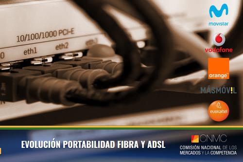 Orange y Movistar empeoran la pérdida de líneas de banda ancha fija en febrero mientras MásMóvil lideraba con más fuerza