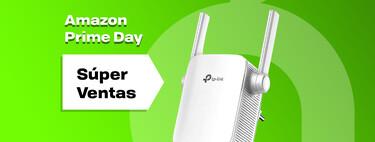 Mejora la señal Wi-Fi de casa con este repetidor TP-Link a 15,19 euros por el Prime Day, uno de los más vendidos de Amazon
