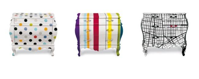 Foto de Trip furniture, colección de muebles multicolor (3/6)